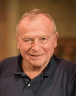 Ian Talbot OBE